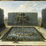 Le plus baroque : le bosquet du Marais - auj. auj. Bosquet des Bains d'Apollon