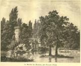 Le moulin du Hameau, par Bacler d'Albe
