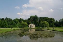 Laiterie - érigée en 1786 ; arch. : Hubert Robert