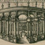 Estampe tirée du Livre premier de La Géométrie Pratique, Allain Manesson-Mallet, 1702