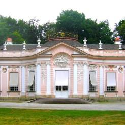 Pavillon d'Amalienburg à Nymphenburg