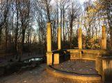 Pavillon du Parc de la Sauvagère, Uccle, Belgique