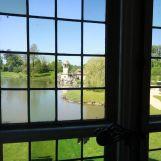 Vue depuis le salon, donnant sur la tour de Marlborough