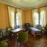 Chambre à coucher / Ancienne salle de tric-trac - 1er étage