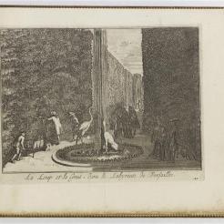 21. Fontaine du Loup et de la Gruë