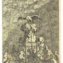 29. Fontaine de L'Aigle, du Lapin et de l'Escarbot