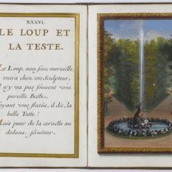 37. Fontaine du Loup et de la Tête