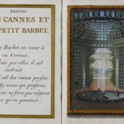38. Fontaine des Cannes et du petit Barbet