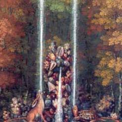 20. Fontaine du Lièvre et de la Tortue