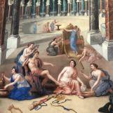 Bosquet de la Colonnade, Galerie des Cotelle